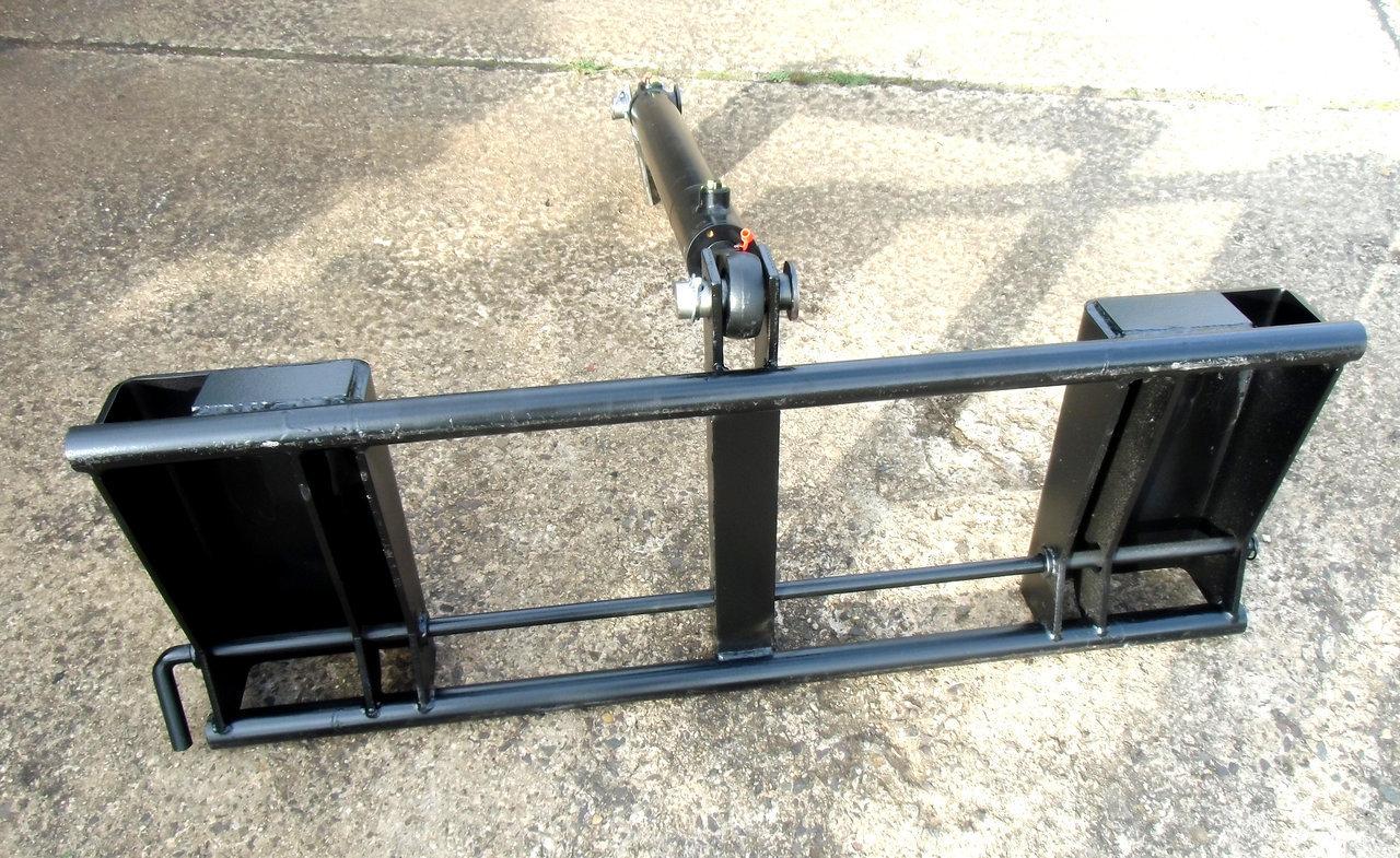 Hydraulikzylinder für frontlader hydraulische gerätebetätigung