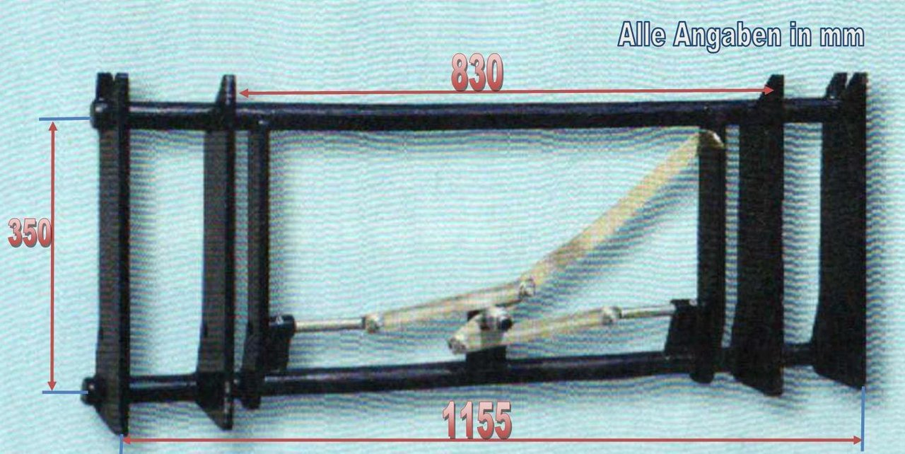 euro norm schnellwechselrahmen zum anschwei en mechanisch. Black Bedroom Furniture Sets. Home Design Ideas