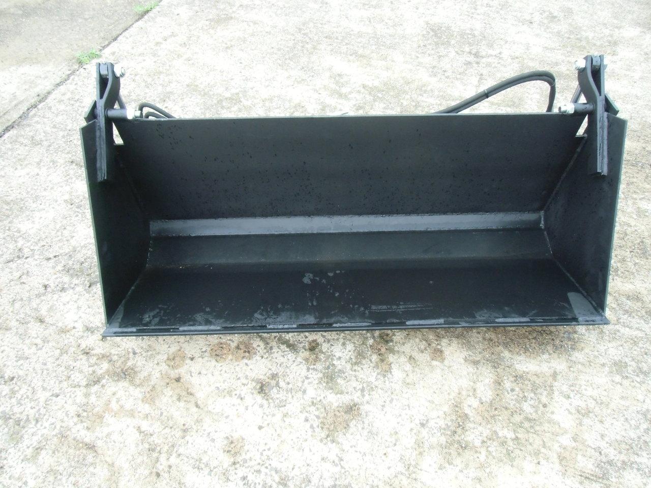 Berühmt Klappschaufel ideal für Kleintraktoren Kubota, Iseki, Yanmar #DL_68